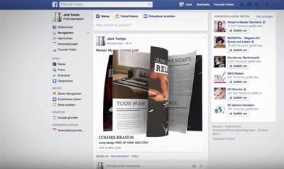 revistas facebook